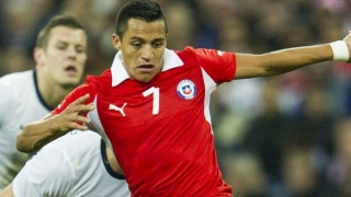 WATCH: Arsenal ace Alexis stars as Chile down Venezuela