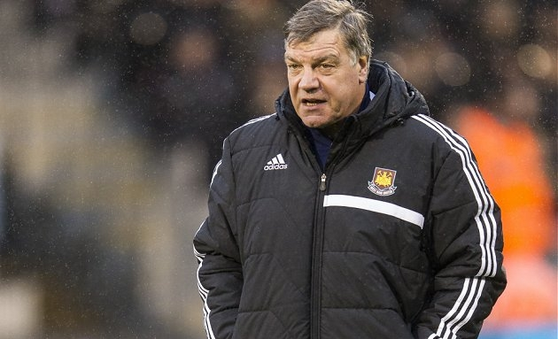 Allardyce 'raring to go' after taking Sunderland job