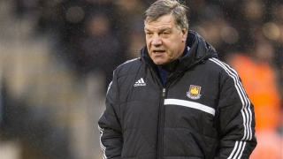 West Ham boss Allardyce furious with Amalfitano