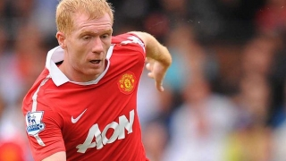 Man Utd legend Scholes admits management ambitions