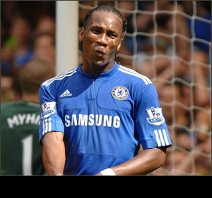 Ivory Coast shock as Chelsea ace Drogba facing World Cup exit