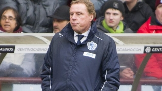 QPR  boss Redknapp admits Taarabt not at training