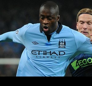 Man City star Toure launches attack on English critics