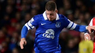 Everton skipper warns Barkley to expect tough fight for England spot