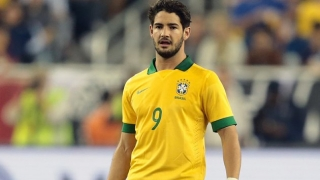 Pato agents in London for Tottenham talks