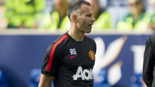 Man Utd No2 Giggs breaks silence on LVG rift reports