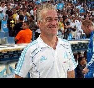 Marseille boss Deschamps admits Roma talks