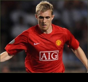 Man Utd's Fletcher in Scotland squad for Czech, Lithuania qualifiers