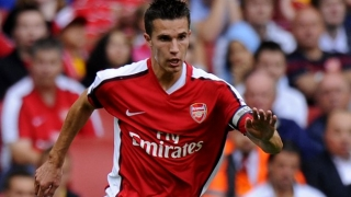 Watching Fergie? Van Persie: Arsenal boss Wenger best in the world