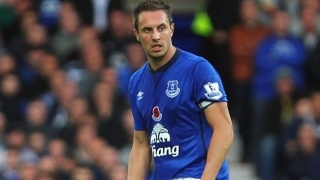Jagielka admits concern over Everton table position