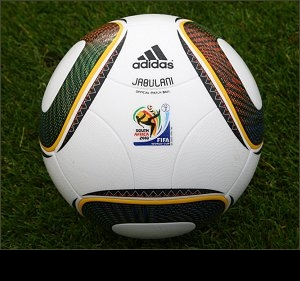 LIVE SHOW: Unveiling of adidas FIFA World Cup Match Ball - JABULANI
