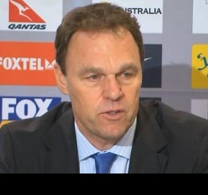 Holger Osieck installed as new Socceroos coach