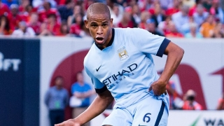 Man City midfielder Fernando rejects Sporting CP rumours