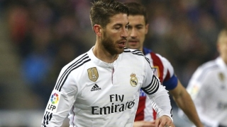 Real Madrid defender Ramos tribute to Barcelona pair Pique, Iniesta