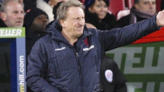 Cardiff boss Warnock: Why Van Dijk not good enough for Crystal Palace