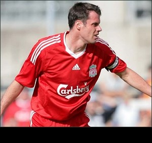 Liverpool defender Carragher: No-one blaming Reina