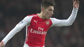Bellerin happy to fight for Arsenal place
