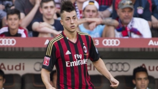 Stephan El Shaarawy remains committed to AC Milan