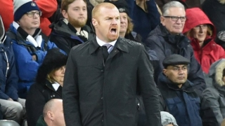 ​Burnley boss Dyche was relaxed over Villa speculation