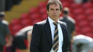 Chelsea legend Gianfranco Zola linked with Nottingham Forest