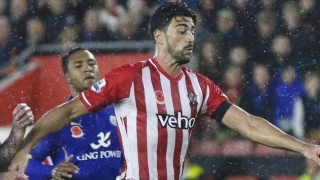 Southampton striker Pelle happy playing for Italy boss Conte