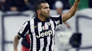 Atletico Madrid boss Simeone: We're talking with Juventus striker Tevez