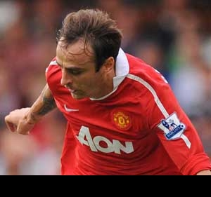 Form on the road proving of concern to Man Utd's Berbatov