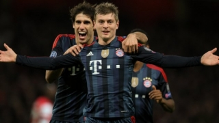Bayern Munich suspends contract talks with Man Utd target Kroos