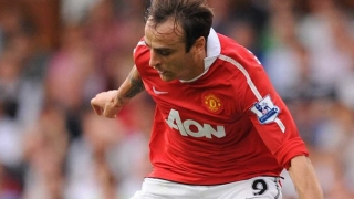 Ex-Man Utd striker Berbatov linked with Salford move