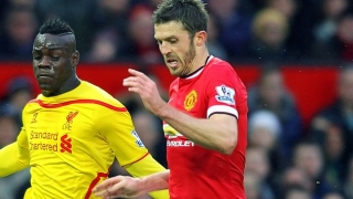 Man Utd boss Van Gaal pleased Carrick in England squad