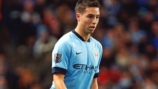Juventus ready to turn to Man City midfielder Nasri