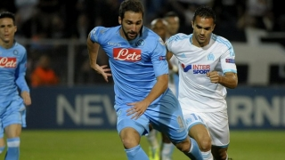 Napoli striker Higuain flattered by Barcelona interest