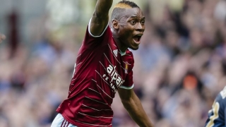Sakho brace helps West Ham cruise past Lusitans in first game of Bilic era