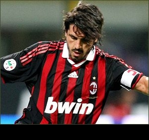 Gattuso concerned at getting a good slapping if he travels to Tottenham