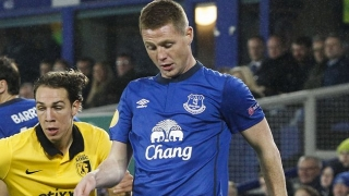 Everton will consider January offers for James McCarthy