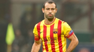 Barcelona striker Suarez: Mascherano will be great coach