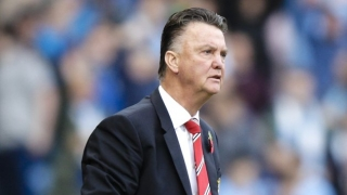 LVG made heart-felt speech to Man Utd staff on Sunday