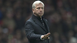 ​Palace chairman relaxed over future of boss Pardew