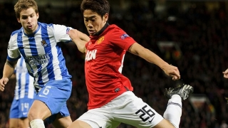 "Shinji Kagawa ""excited"" about fresh chance under Man Utd boss Van Gaal"