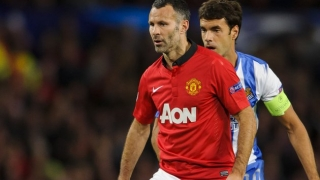 Man Utd legend Giggs: Zanetti had the lot