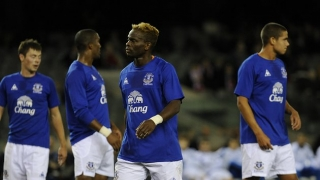 ​Alleged racist abuse of Everton players leads to arrest