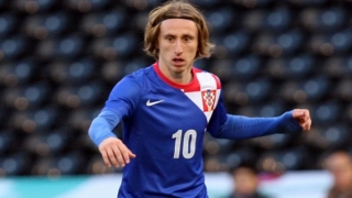 Modric happy for Rakitic over Barcelona move