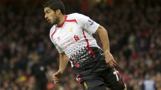 "Forlan insists Suarez ""happy"" at Liverpool"