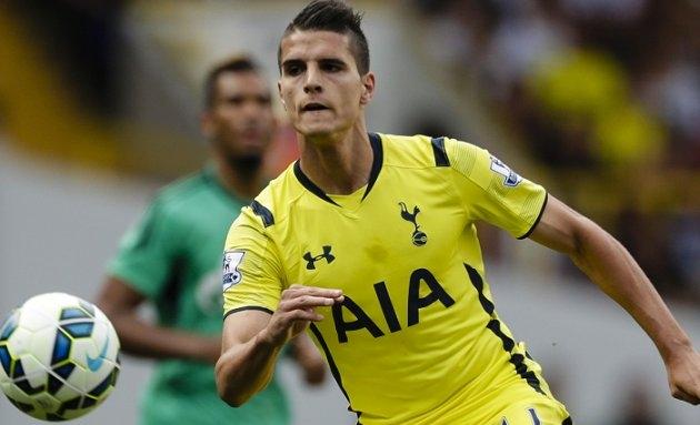 Tottenham eye swap deal involving Lamela for Juventus ace Llorente