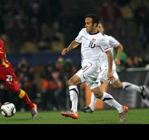 MLS WRAP - Week 26: Donovan puts LA Galaxy well clear as Davies nets DC United hat-trick