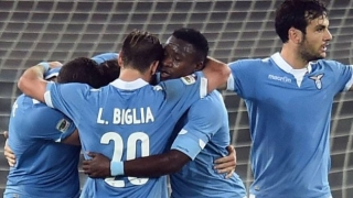Jordan Lukaku 'excited' making Lazio move