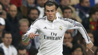 Real Madrid star Bale remains on Man Utd hit-list