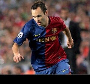 CHAMPIONS LEAGUE QUARTER FINAL 1ST LEG: Barcelona have one foot in CL semi-final