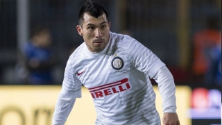Gary Medel happy with Inter Milan form