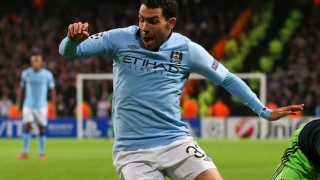 Tevez: I support Manchester City over United